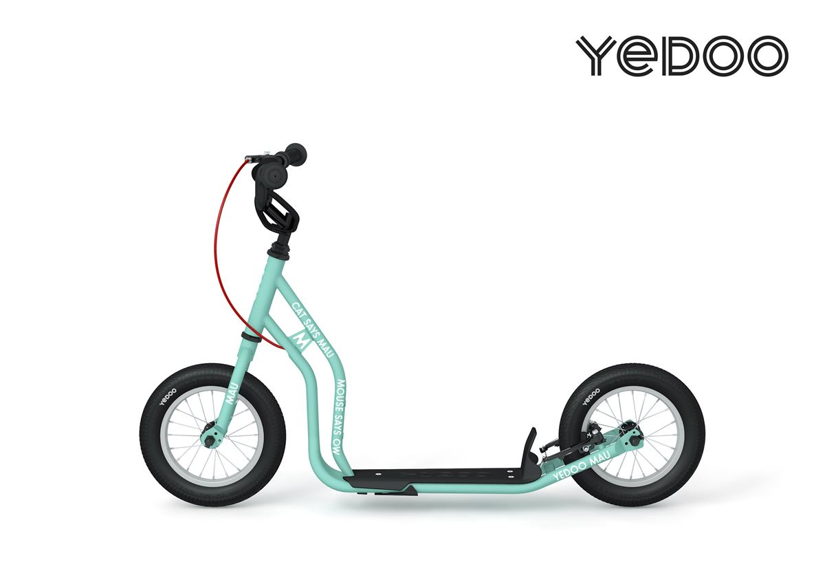 Yedoo Mau New – an ideal model for entering the world of scooters (4+)