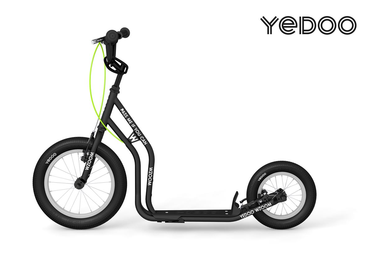 Yedoo Wzoom New – a scooter for children who want to be adult-like (6+)