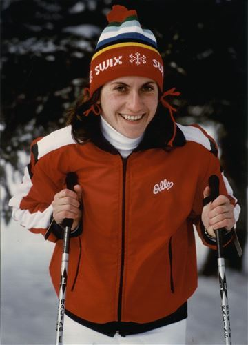 Květa Jeriová-Pecková, a former Czechoslovakian national team member in cross country skiing. From the Olympic Games held in 1980 and 1984 she brought two bronze and one silver medals. At the World Championship in cross-country skiing in 1982 in Oslo she finished third in the 10-kilometer race.