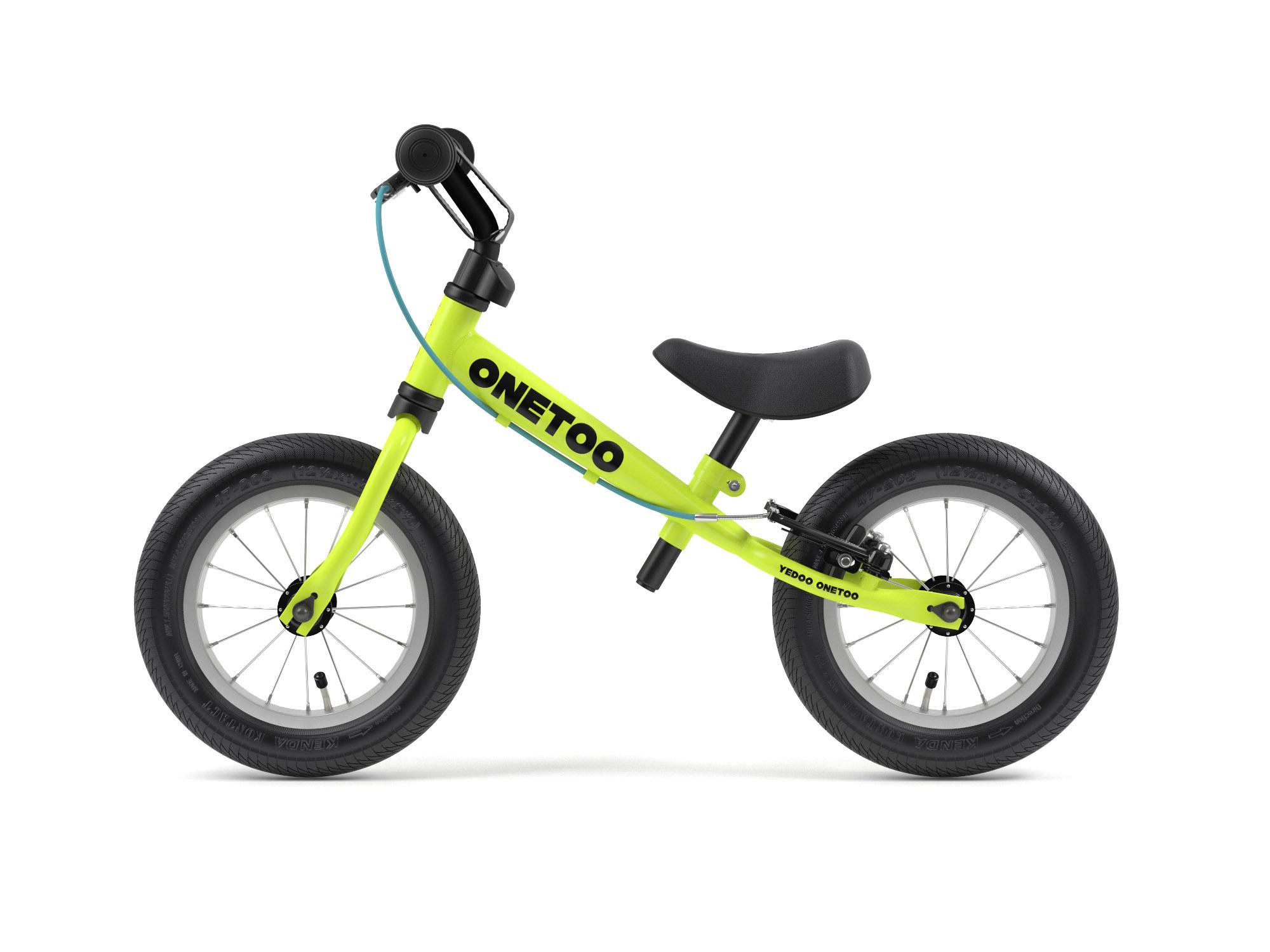 Yedoo Odrážedlo Yedoo OneToo   - lime