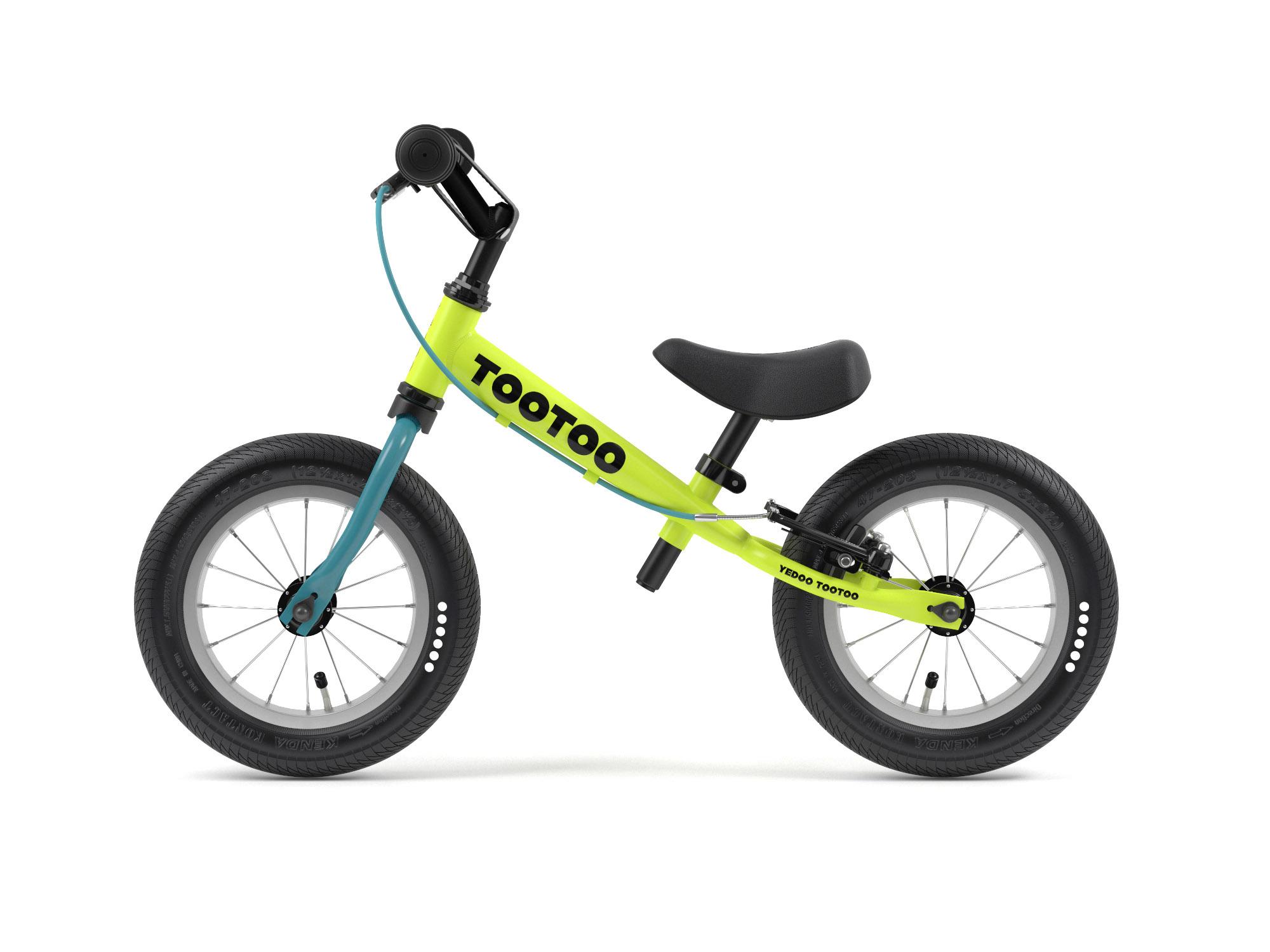Yedoo Odrážedlo YEDOO TooToo   - lime