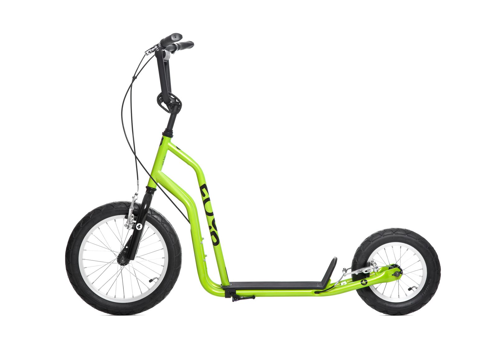 Yedoo Koloběžka YEDOO Four 04   - green