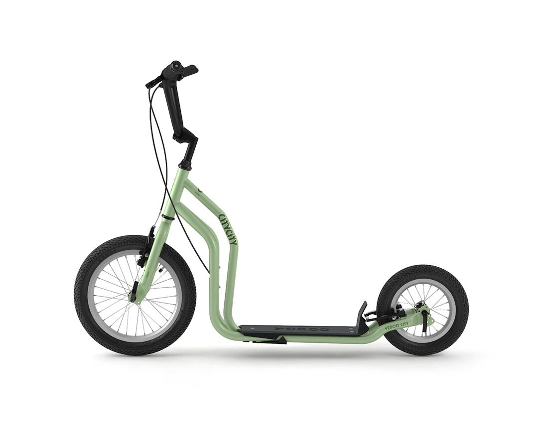Yedoo Koloběžka YEDOO City řada RunRun   - green