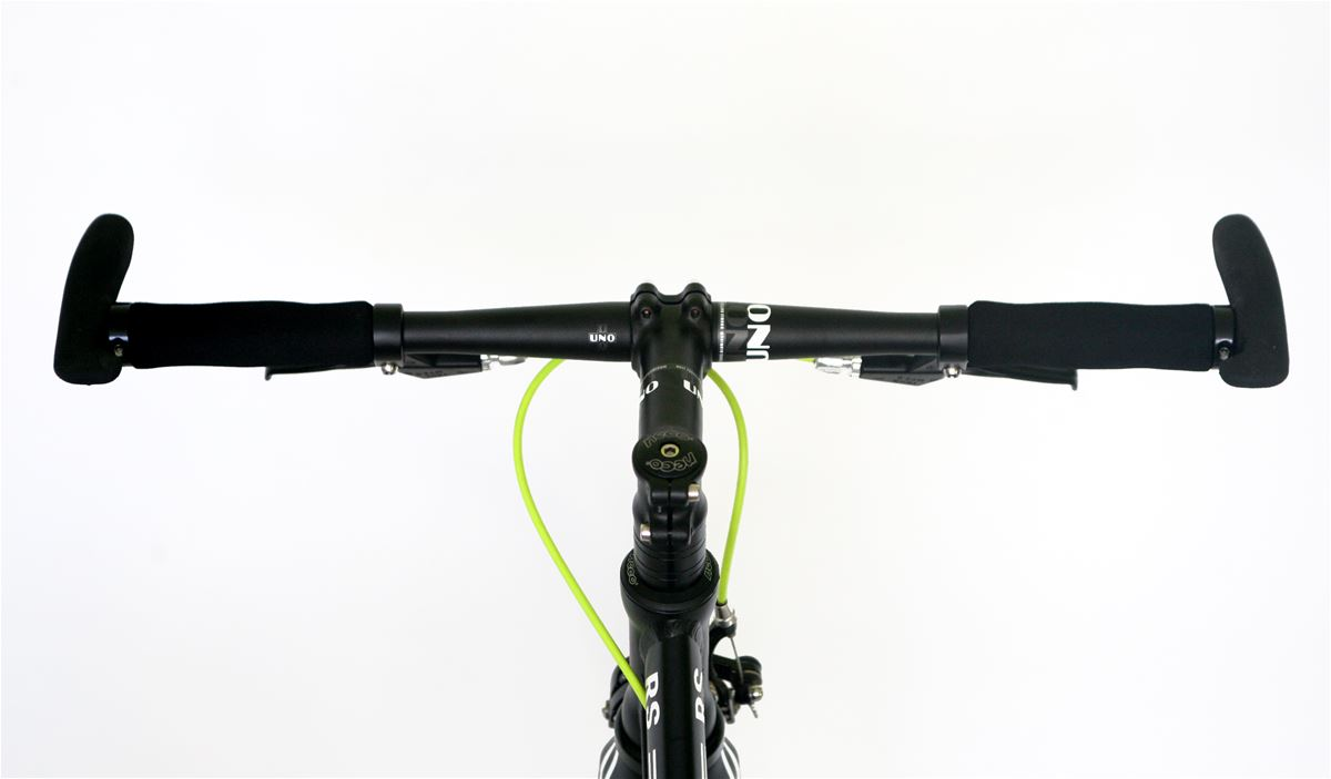 Double thinned oversize UNO handlebar